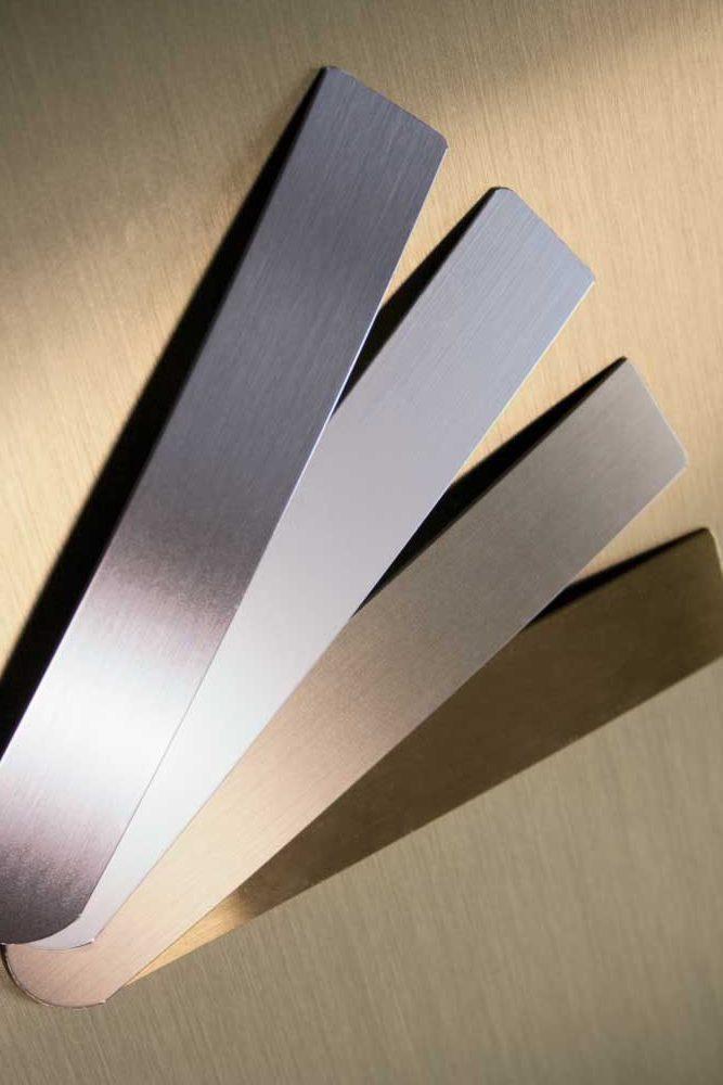 foil per bordi foil for plastic edge