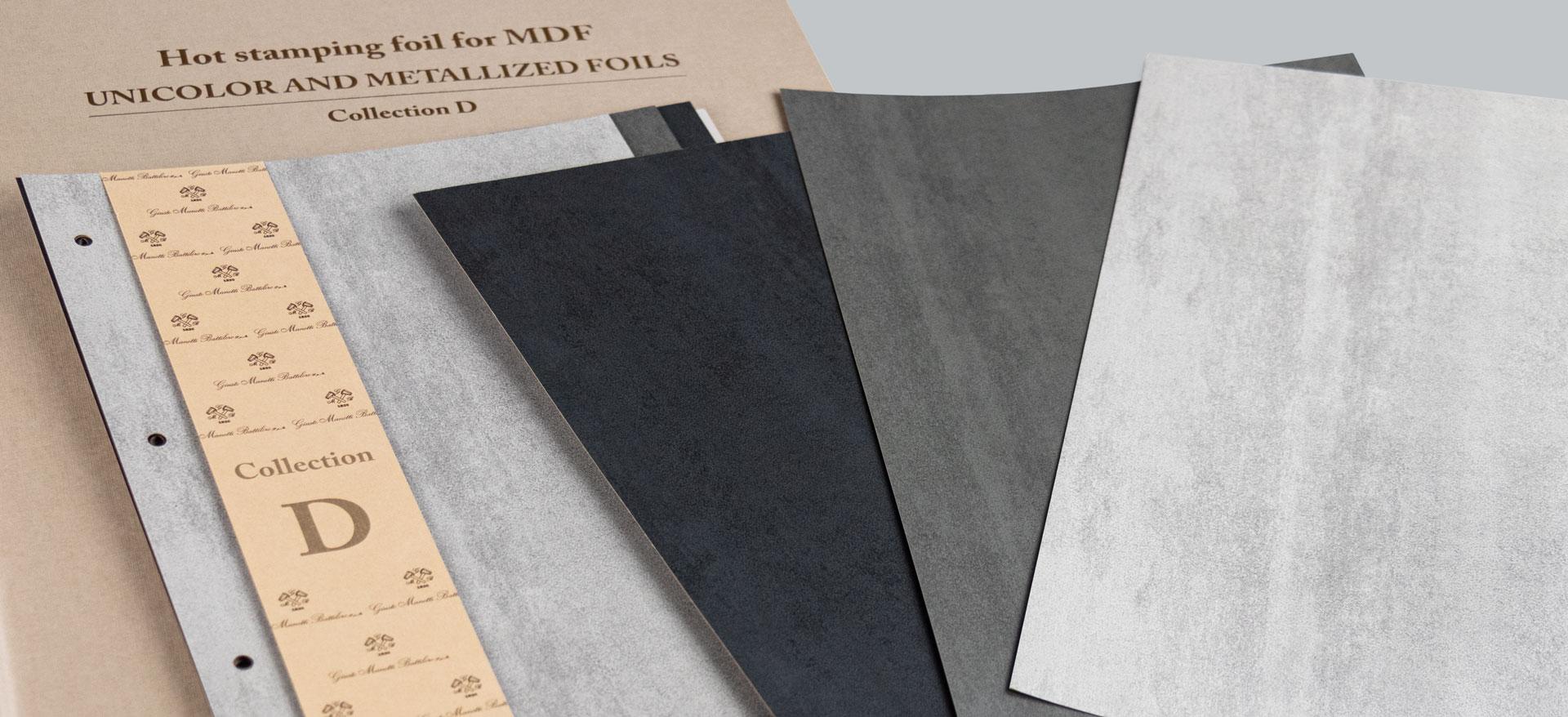 Catalogo Foil per MDF – Novità Autunno 2021